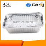 China supplier manufacture hot sale promotion cake aluminum foil containers