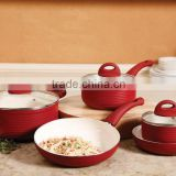 NEW Aluminium Ceramic Coating Cookware Sets