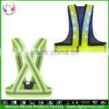 reflective vest for running or cycling long sleeve reflectivlong sleeve reflective sae safety vest reflective safety straps vest
