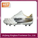 New Model Football shoes Menace Soccer Pro model Professional Soccer Shoes Cleats Spikes Training For Youth Jinjiang Factory