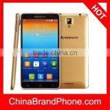 Lenovo S898T+ 8GB 5.3 inch Android 4.2.2 IPS Screen Smart Phone, MT6589T 4 Core 1.5GHz, RAM: 1GB, GSM Network, Dual SIM(Gold)