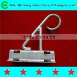 High Quality Hooks Include Ball Hook , Pig Tail Hook , Pole Bracket Hooks for Transmission Line Hardware