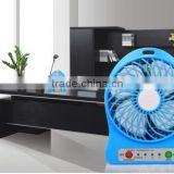 Colorful portable ventilation fan , Fasion rechargeable mini usb fan ,young people 's favorite portable electric fan