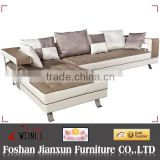 D237 modern italian leather sofa model