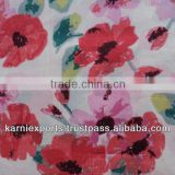 Liberty flower prints Cotton 100% Printed Fabrics with Beautiful small & Big flowers , draping fabrics home curtains fabric