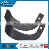 High Quality single hole Cultivator Rotary Blade for farm using                                                                         Quality Choice