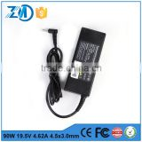 Factory wholesales computer type power supply ul ac to dc power adapter