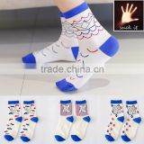 Teen girl Cotton socks character art tide original socks women pure cotton socks
