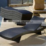 rattan outdoor chaise lounge chair/lounge set/used chaise lounge                                                                         Quality Choice