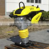 DYNAMIC yellow bellow soil tamping rammer with the best spare parts for brazil market