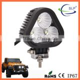 30w led automotive lamp spot / flood beam led working light for offroad suv atv motor