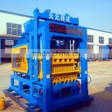 automatic hydraulic concrete paver brick molding machine for sale