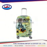 MAIN PRODUCT!! Custom Design new trolley case/pc/abs wheeled luggage with competitive offer