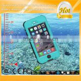 For iPhone6 Waterproof Case Cover With Home Button Green
