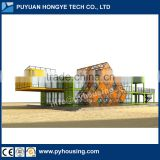 2016 China New Home Designs Prefab Homes Luxury Office Mobile Prefab Container Villa