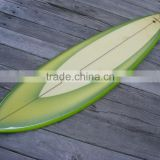 2016 HOT SELLING strong and lighter fiberglass surfboard/custom short fiberglass surfboard