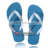 lady blue natural rubber flip flops