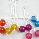 Inquiry about wholesale novelty gift toy light clacker ball with handle
