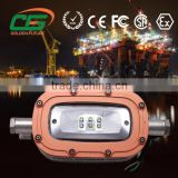 CE CSA Ex certificate ip68 stainless steel housing high brightness metal mine explosion proof light