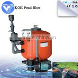 aquarium filtration system / water filter fish pond