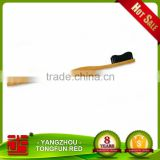 Private label eco-nature 100% biodegradable wholesale bamboo color changing toothbrush