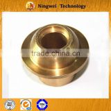 Copper cnc precision machining products , OEM service