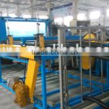 EPDM foamed rubber sheet and hose extrusion production line// NBR and PVC foaming pipe machine