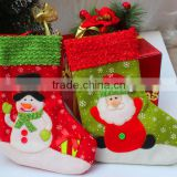 Yiwu Aimee Supplies 2014 felt christmas decorations made in china, wholesale christmas stockings(AM-CD015)