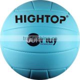 custom super soft touch indoor and outdoor official size 5 PVC machine stitched volleyball