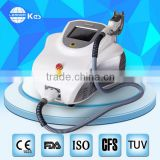 Armpit / Back Hair Removal E Light Ipl Hair Removal Machin With Skin Ipl+rf Aesthetic Device Vascular Lesions Removal