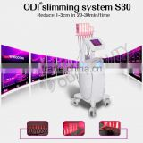 S30 Hot Sell Lipo Laser Belly Fat Loss Machine with 150mw/diode laser with CE certificate