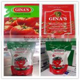Manfacturer Tomato Ketchup, Tomato Paste, sachet tomato paste good red color smell quality