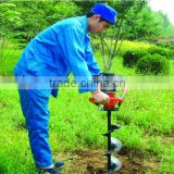Gasoline Earth Driller / Drilling Machine / Earth Auger / Auger Machine63cc/52cc