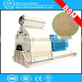 Pellet plants used low noise soybean hammer crusher /crushers soybean grinders corn spice grinders sugar crusher