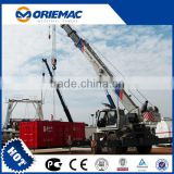 ZOOMLION Rough Terrain hand pallet truck Crane RT550 55 ton mobile container lifting cranes