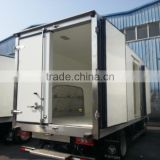 refrigerated cooler box/insulated panel for refrigerated truck