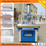 Dust and moisture proof pollow compress and packing machine