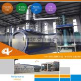Professional waste oil recycling plant waste oil processing to diesel plant waste oil purifier plant