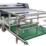 Callendar sublimation machine, roller heat press machine, roll to roll heat transfer machine