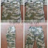 GZY factory stock Military Camouflage Clothing High Quality Army Training Uniforms Manufacture