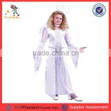 Cheap kids angel wing long dress halloween costumes in china PGCC3171