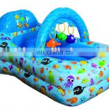 2012 factory sale pvc inflatable pool for swimming and kids