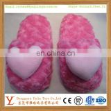 Comfortable plush indoor slipper/Lady indoor slipper/winter indoor slipper shoes