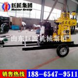 XYX-200 Wheel Type Hydraulic Rotary Drilling Rig