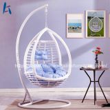 hanging egg chair rattan