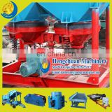 China New Technology Alluvial Jig Diamond Washing Plant for Diamond,Ruby and Gold Nugget