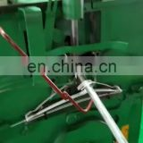 automatic wire hanger making machine/clothes hanger forming maker machine