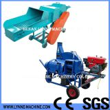 Cattle/Cow Green Feed Forage Grinding Machine from China HENAN LYNNE MACHINERY CO., LTD