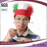new football fan related wig sponsor promotional gift items                                                                         Quality Choice