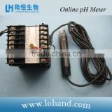 China made good price aquarium water controller digital online continuous pH ORP monitor